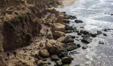 """التلغراف: إسرائيل تصدر أمرا بمنع النشر بشأن تسرب نفطي خلّف """"أشد كارثة بيئية"""" بتاريخها"""