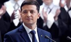 الرئيس الأوكراني المنتخب: مستعدون لمناقشة شروط جديدة للتعايش بين أوكرانيا وروسيا