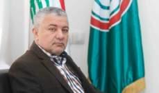 محمد نصرالله: للاسراع في وضع خطة اقتصادية لإنقاذ البلاد وإلا نحن أمام زيادة في العجز
