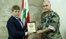 المجلس الأرثوذكسي كرم قهوجي: الجيش لديه كامل القدرة على مواجهة الإرهاب