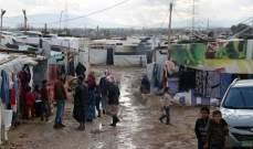 أوساط للجمهورية: ملف النازحين السوريين لا يمكن معالجته من دون وجود حكومة