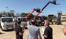 مؤسسة مياه لبنان الجنوبي تسلمت آليات حديثة ضمن هبة من اليونيسيف