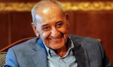 بري خلال لقائه لاريجاني: في الوحدة قوة وهذا هو المطلوب من اللبنانيين في هذه المرحلة