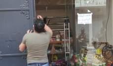 مراقبو وزارة الإقتصاد أقفلوا 9 محال غير شرعية بالشمع الأحمر في بعلبك ودورس