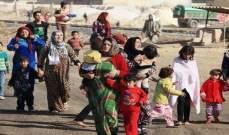 الأمم المتحدة: نزوح أكثر من 200 ألف شخص من سوريا بسبب أعمال العنف