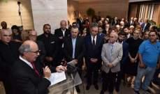 نجم: لبنان لا يخضع لأي ابتزاز خارجي أو داخلي يؤذي الوطن وشعبه