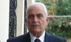 عسيران: الأمل بحكومة تقود البلد بعد الأزمة التي يمر بها وحان وقت التنازل لمصلحة الشعب