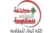 مصادر معارضة لحزب الله للجمهورية:بيان