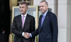 رئيس وزراء التشيك أكد ضرورة إيجاد أميركا وروسيا وتركيا والدول المجاورة لحل بسوريا