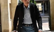 جنبلاط:لنظام سوريا عدة انياب قاتلة منهم عصام زهرالدين فكفى تلك المناحة