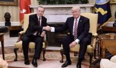 أردوغان و ترامب بحثا التطورات في ليبيا
