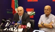 ابو سليمان: هدفنا تنظيم اليد العاملة الاجنبية واعطاء الاولوية لليد العاملة اللبنانية
