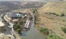 استئناف أعمال تنظيف مجرى نهر الوزاني بعد شهر من التوقف