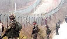 النشرة: الجيش يحتج لدى اليونيفيل على تركيب اسرائيل لبوابات بالجدار الاسمنتي