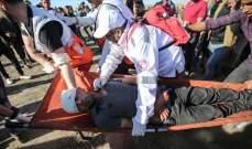 الصحة الفلسطينية: إسرائيل تتعمد استهداف الطواقم الطبية والمسعفين