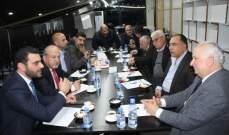 اجتماع تنسيقي بين القوات والمستقبل تم التداول فيه بقضايا تهم منطقتي جزين وصيدا