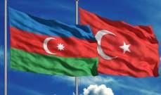 انطلاق مناورات شتوية تشارك فيها قوات تركية وأذربيجانية في ولاية قارص