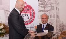 خرّيجو كلية الحقوق في هارفرد بحثوا مع بري القوانين والتشريع في لبنان