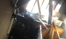 الدفاع المدني: اخماد حريق داخل منزل في كوسبا بالكورة والأضرار مادية