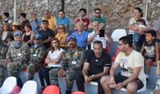الكتيبة الهندية نظمت حفل اختتام دورة جوزيف حنا الرياضية في بلدة كوكبا
