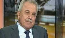 سكرية: لا يبدو أنه تم التوصل الى حل لان الحريري لا يزال على موقفه