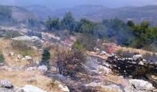 الدفاع المدني: إخماد 3 حرائق أعشاب يابسة في كفرنبرخ ونهر أبو علي وبيت الدين