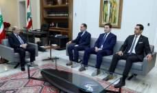 كتلة نواب الكتائب تسمي نواف سلام لرئاسة الحكومة