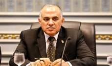 وزير الري المصري دعا لرفع حالة الإستنفار لمتابعة حالة الأمطار وأخطار السيول