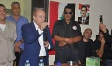 رابطة العمال السوريين نظمت لقاء مع النازحين في بلده عين بعال