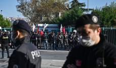 مجهولون يدنسون كنيسة سورب تاكافور الأرمنية في تركيا