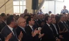 الحريري افتتح محطة التحويلالرئيسية للكهرباء في البحصاص في طرابلس