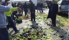 نقابة مزارعي الحبوب: لدفع مستحقاتنا المقرة قبل استقالة الحريري سريعاً