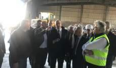 وزير البيئة من زحلة: نحضر خطة كاملة لحل أزمة النفايات في لبنان