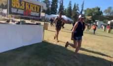الطبيب الشرعي: مطلق النار بمهرجان للطعام في كاليفورنيا اقدم على الانتحار
