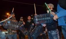 مسيرة في طرابلس طالبت دياب بالاعتذار عن التشكيل