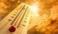 """أسبوع """"اللهب"""" في وداع آب... الحرارة 40 وربما أكثر"""