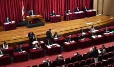 مجلس النواب أقر مشروع قانون فتح اعتماد إضافي بـ1200 مليار
