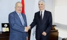 سفير الجزائر: المؤشرات تؤكد أن لبنان سيكون له رئيس بالايام المقبلة