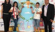 تكريم الطلاب المتفوقين في الثانوية الوطنية في الحساب الذهني في دبي