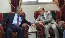 هاشم: ما حصل بطرابلس عمل ارهابي اجرامي استهدف الاستقرار والامن الوطني