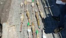 مصدر عسكري للشرق الأوسط: من يمتلك ذخائر حربية يسعى للتخلص منها بسبب تخزين المحروقات بالأحياء السكنية