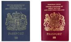 داخلية بريطانيا أعلنت العودة لجوازات السفر الزرقاء التقليدية الشهر المقبل