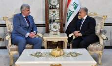 الحكيم يبحث مع السفير الروسي لدى بغداد الملفات الاستراتيجية بين البلدين