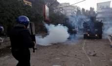إصابة 13 محتجاً جزائريا بطلقات نارية من أسلحة صيد