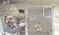 400عنصر من فيلق الشام عبروا من ريف ادلب لتركيا ومنها لتل رفعت بريف حلب