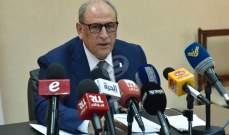 الجراح: منذ اعلان الحريري عدم رغبته بترؤس الحكومة لم نكن سلبيين بأي موقف