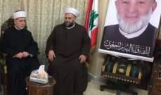 مفتي دمشق زار كلية الدعوة الإسلامية: لتوحيد الجهود لمواجهة قوى التطرف والتكفير