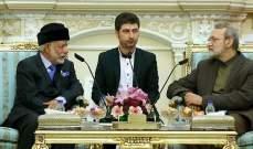 لاريجاني: لا يمكن حل قضية اليمن بالقوة وسلوك أميركا يفتقد للمنطق