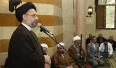 العلامة فضل الله: لبنان تجاوز قطوعا امنيا لكن تداعياته السياسية لم تنته بعد