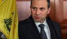 معلومات الجمهورية: حزب الله أفهم باسيل بأن لا مناص من توزير سنة 8 آذار
